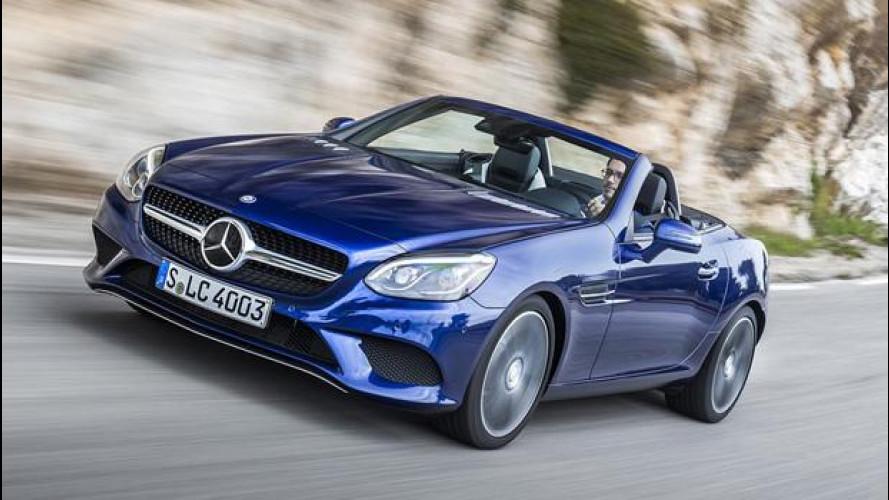 [Copertina] - Mercedes SLC 43 AMG, il ruggito del V6 dritto nelle orecchie