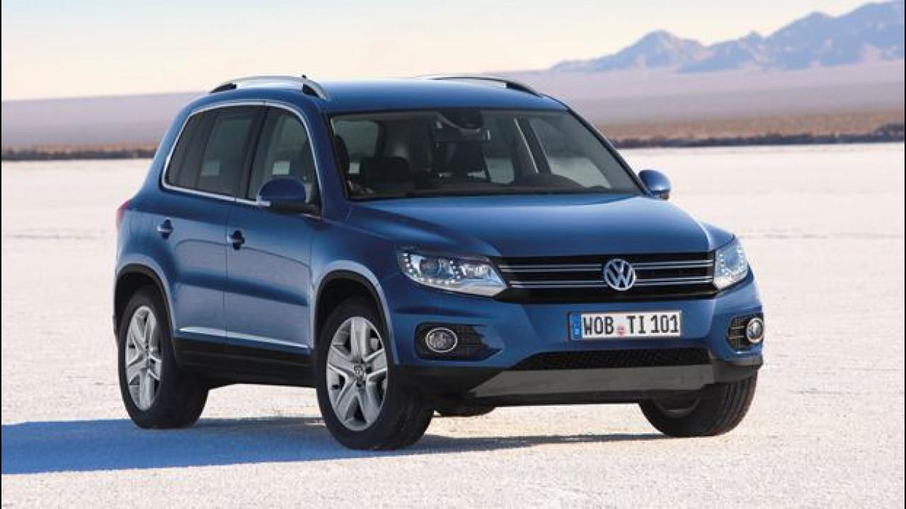 [Copertina] - Volkswagen Tiguan, più potente e connessa