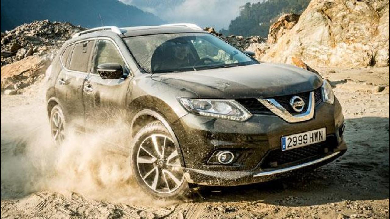 [Copertina] - Nissan X-Trail 1.6 DIG-T, l'entry level potente