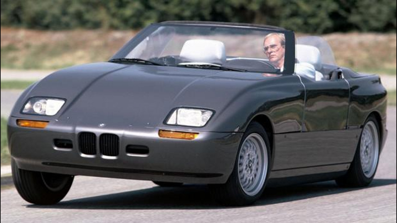 [Copertina] - BMW Z1, la scoperta del futuro