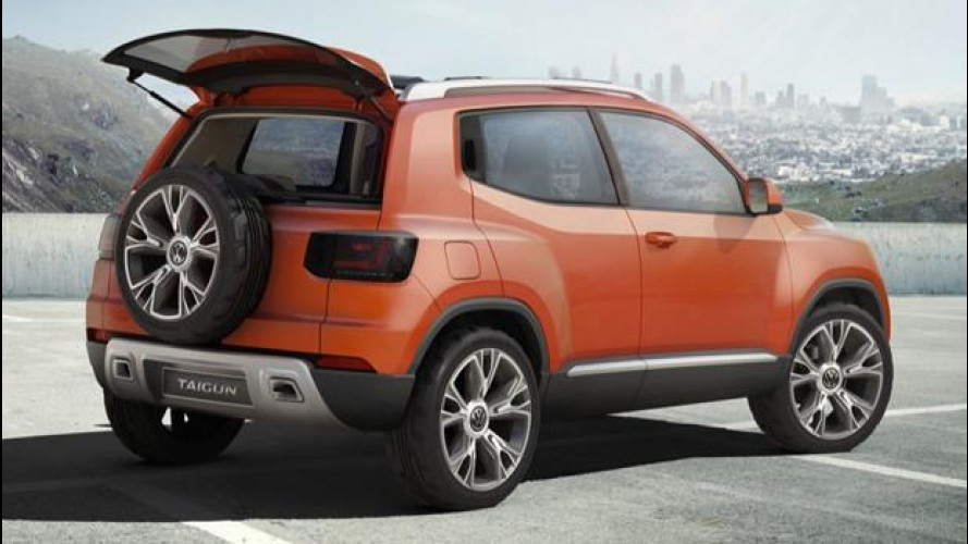 Volkswagen Taigun Concept, atto terzo