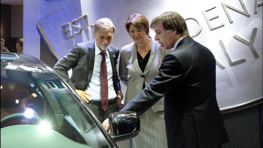 """G7 dei Ministri dei Trasporti a Francoforte, per Delrio Melfi è un """"orgoglio italiano"""""""