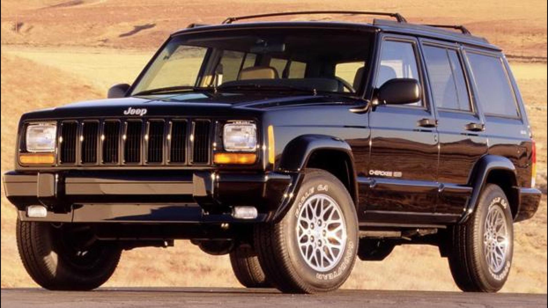 Schema Elettrico Jeep Cherokee : Jeep cherokee generazioni in anni