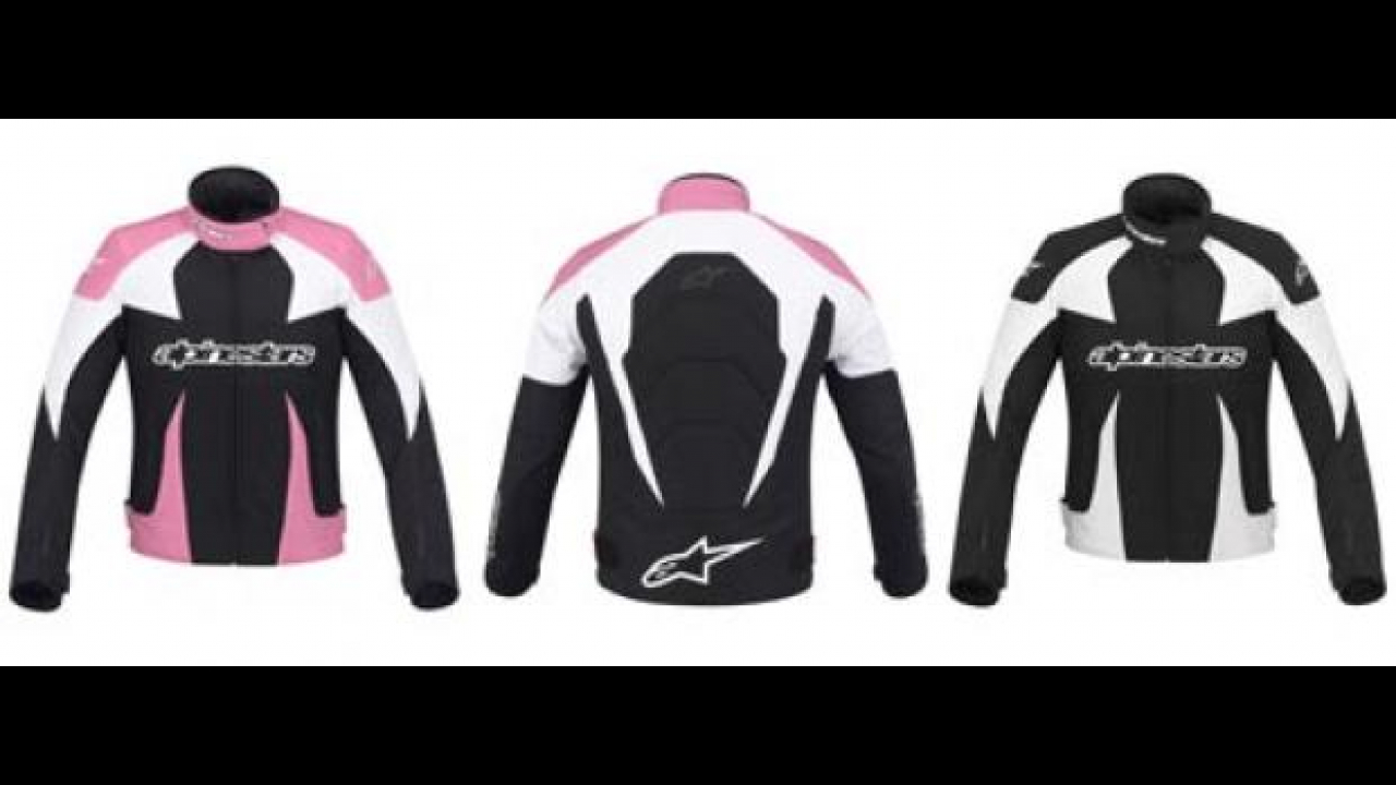 Alpinestars: Stella GP Plus Textile Jacket