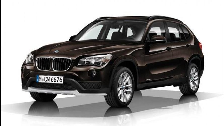 BMW X1 MY2014