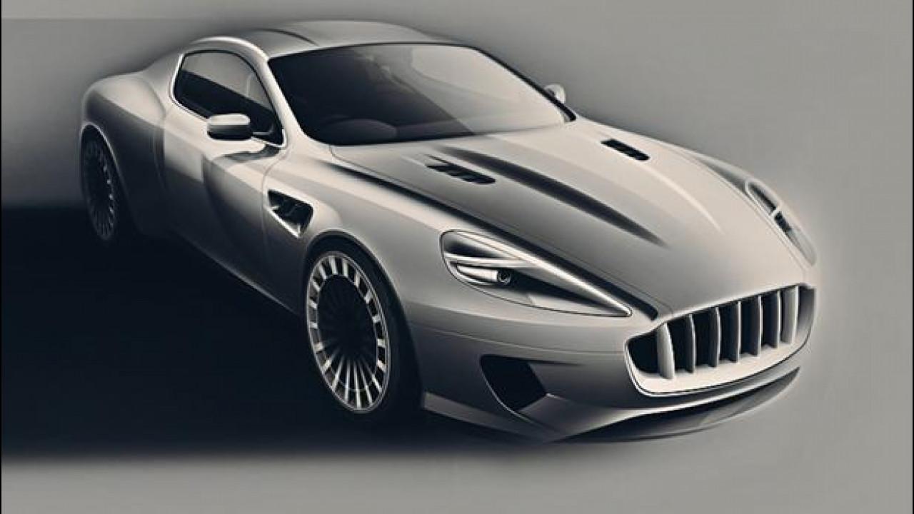 [Copertina] - Aston Martin Vengeance by A. Kahn Design