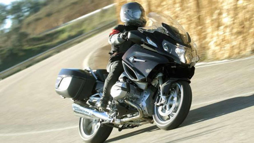 Nuova BMW R 1200 RT 2014 – TEST