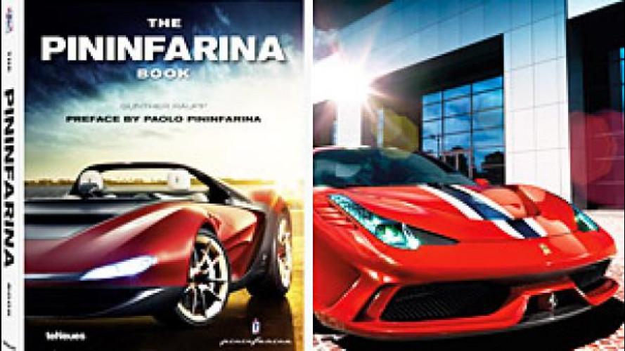 """""""The Pininfarina Book"""", la Carrozzeria per immagini"""