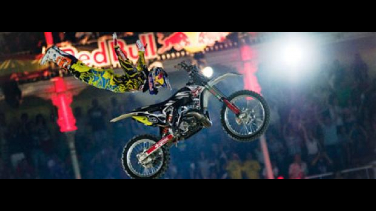 Red Bull X-Fighters 2011, Madrid: Dany Torres vince in casa