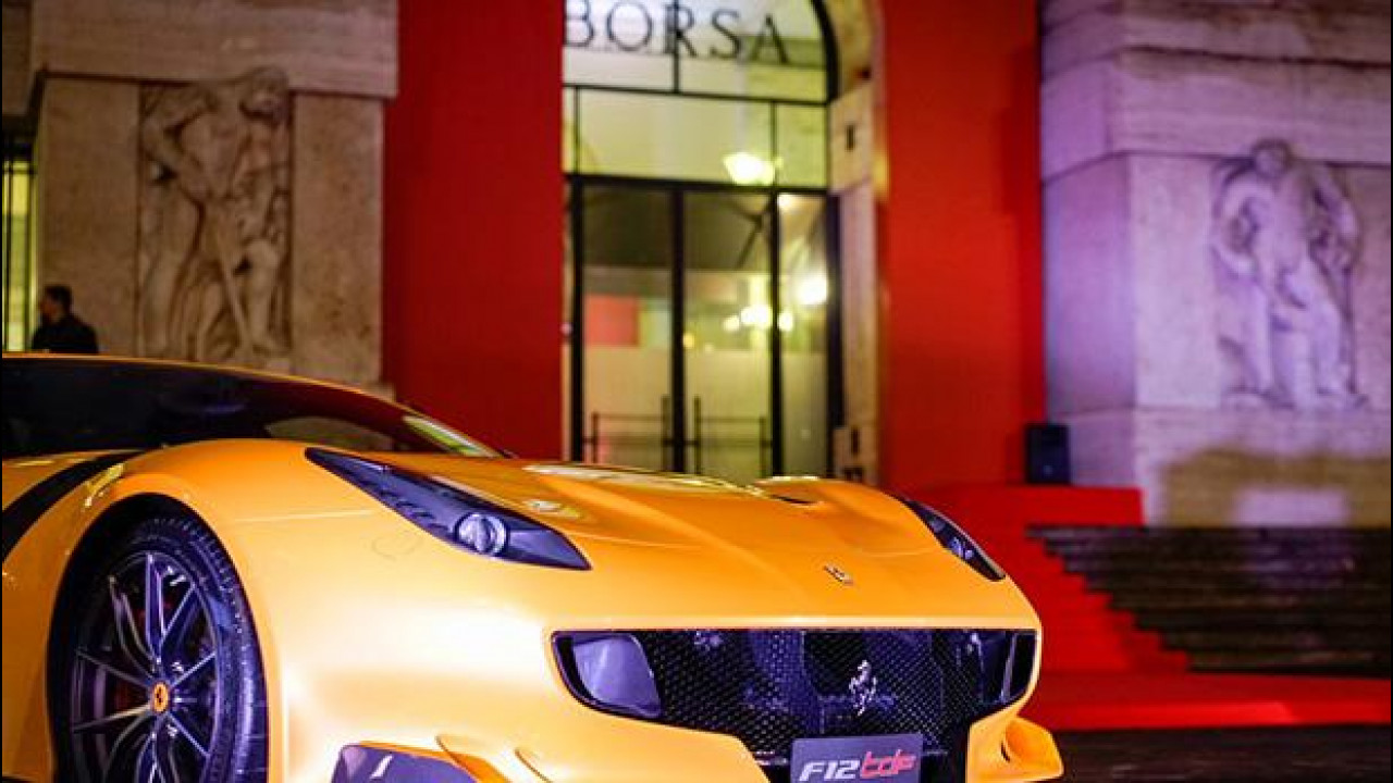 [Copertina] - Ferrari debutta alla Borsa di Milano