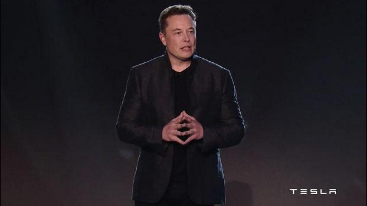 [Copertina] - Elon Musk e la Tesla dei miracoli [VIDEO]
