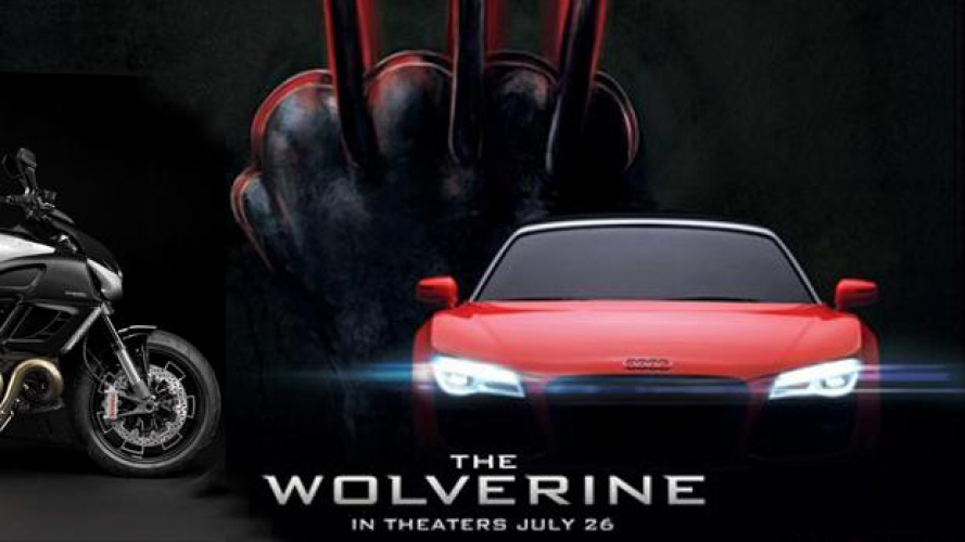 Wolverine L'immortale: Ducati e Audi nell'action movie della Marvel