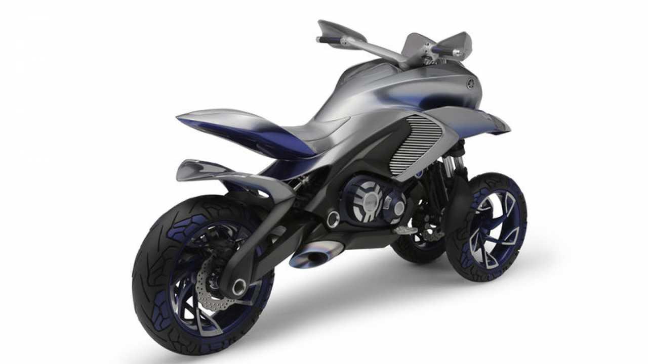 Yamaha 01GEN Concept