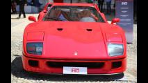 Ferrari festeggia i 70 anni a Parco Valentino 2017