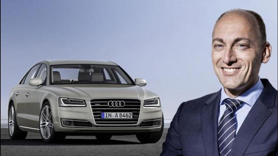 """Knirsch (Audi): """"La nuova A8 sarà a vera guida autonoma"""""""