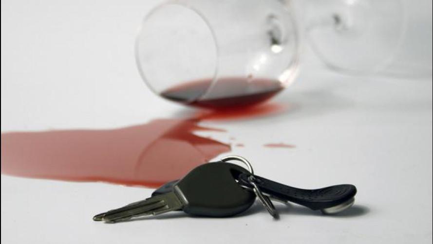 Incidenti stradali: 3 morti su 10 sono dovute all'alcol