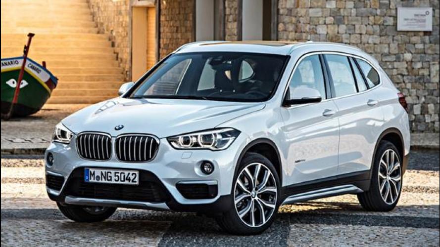 Nuova BMW X1, adesso è a trazione anteriore