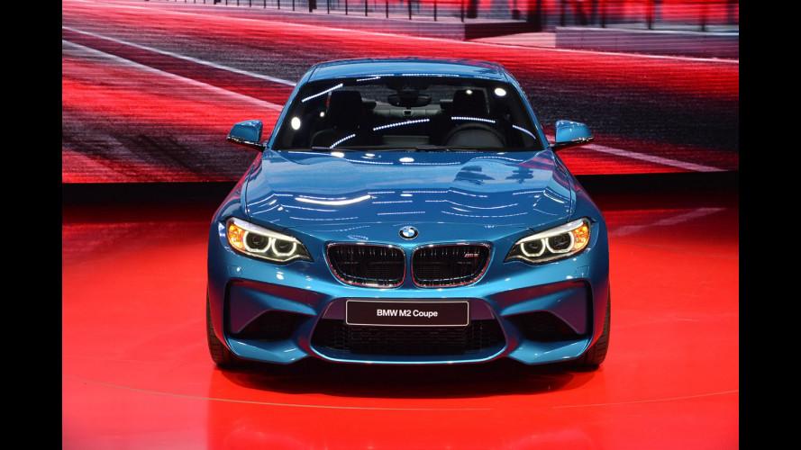 BMW M2 e X4 M40i, a Detroit per i 40 anni [VIDEO]