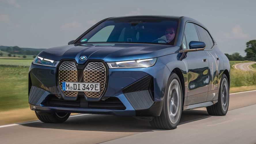Já dirigimos: BMW iX elétrico é ágil e um 'boom' de tecnologia