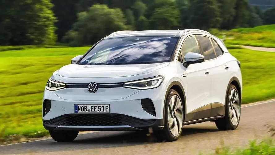 Volkswagen ID.4 (2021) im Test