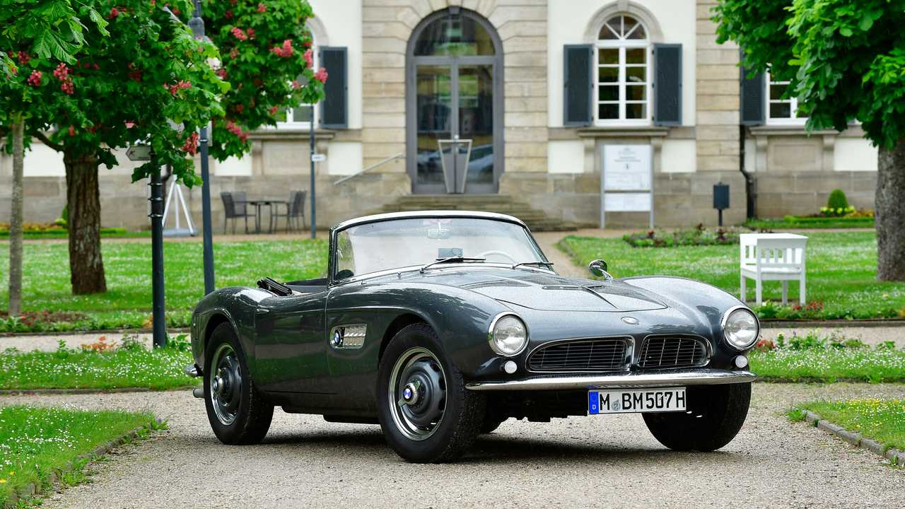 BMW 507 1955-1959