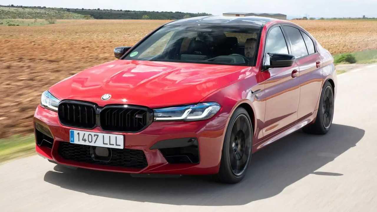 Prueba BMW M5 Competition 2021