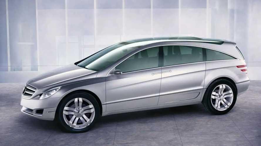Prototipos olvidados: Mercedes-Benz Vision GST (2002)