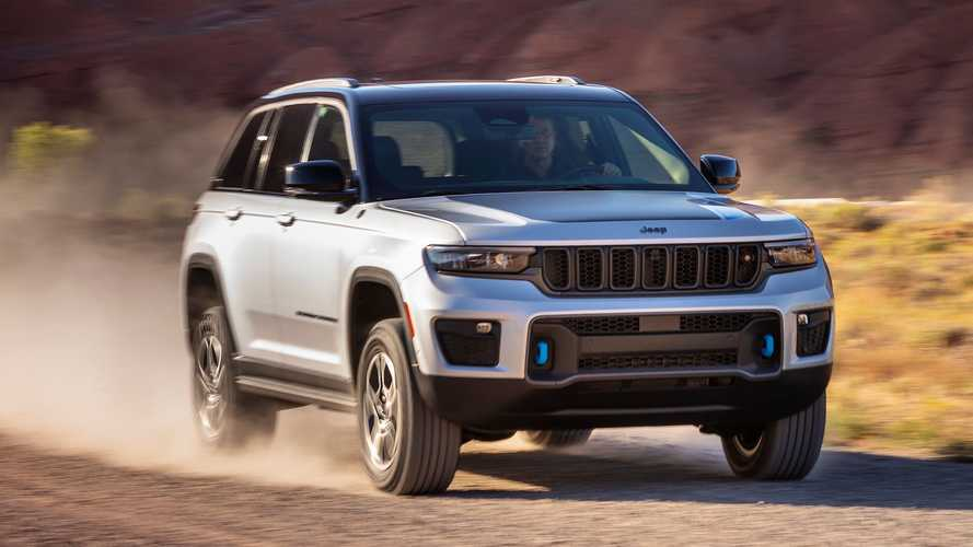 2022 Jeep Grand Cherokee Revealed: New 4xe PHEV With 25-Mile Range