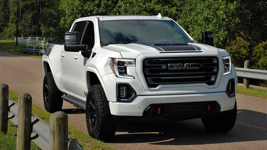 GMC Sierra-Based Jackal Wants To Start A Fight With Ford Raptor
