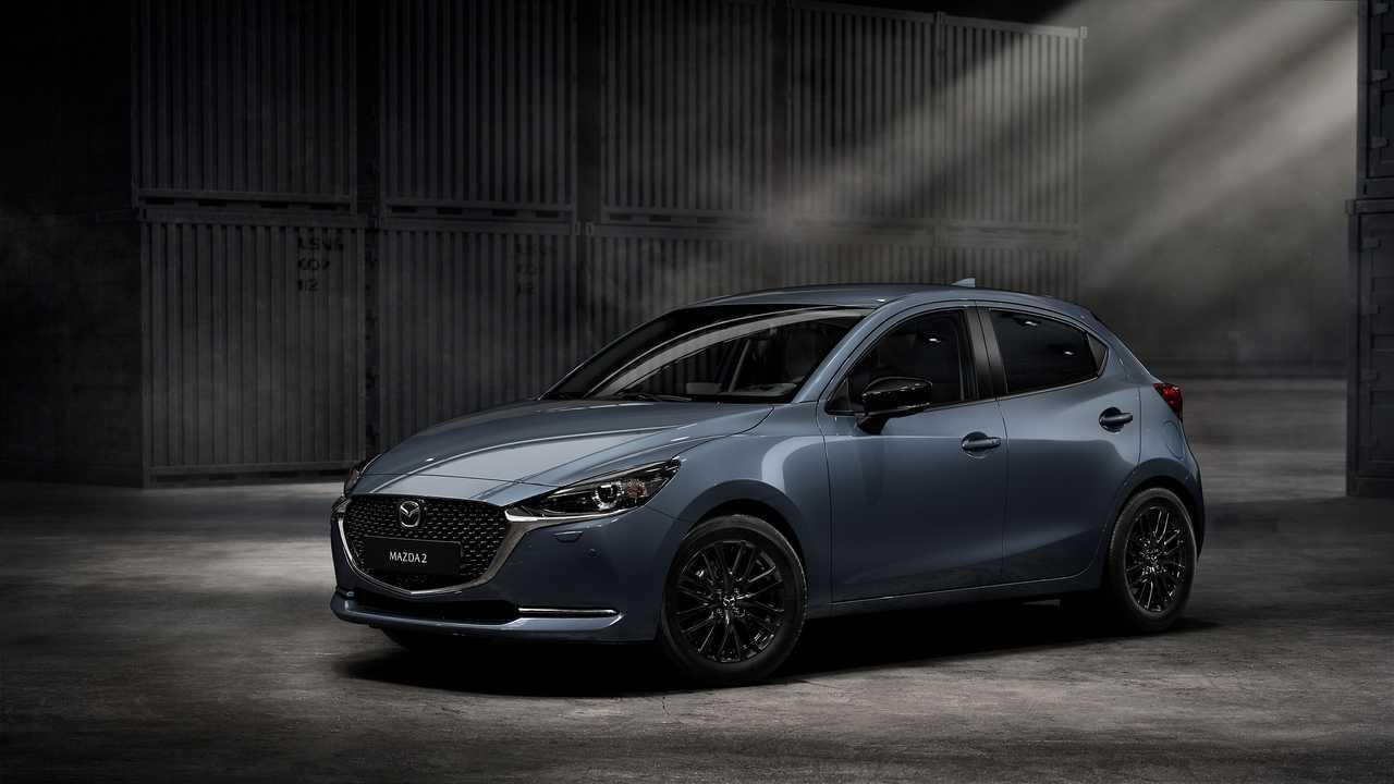Mazda2 Model Year 2022