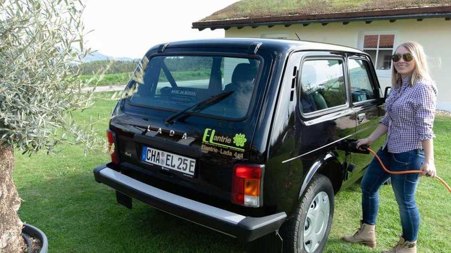 Lada Niva: ahora un todoterreno eléctrico que cuesta 10.000 €