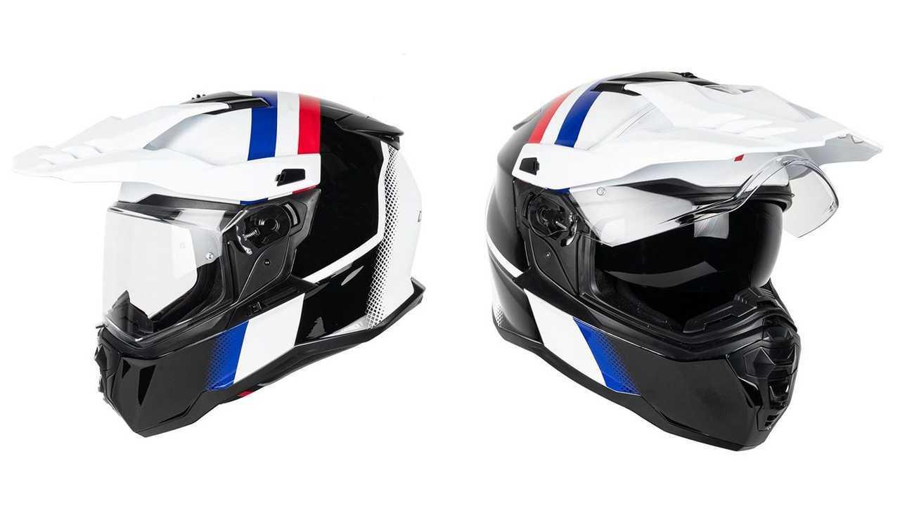 Dexter Raid Trail Helmet - Shield