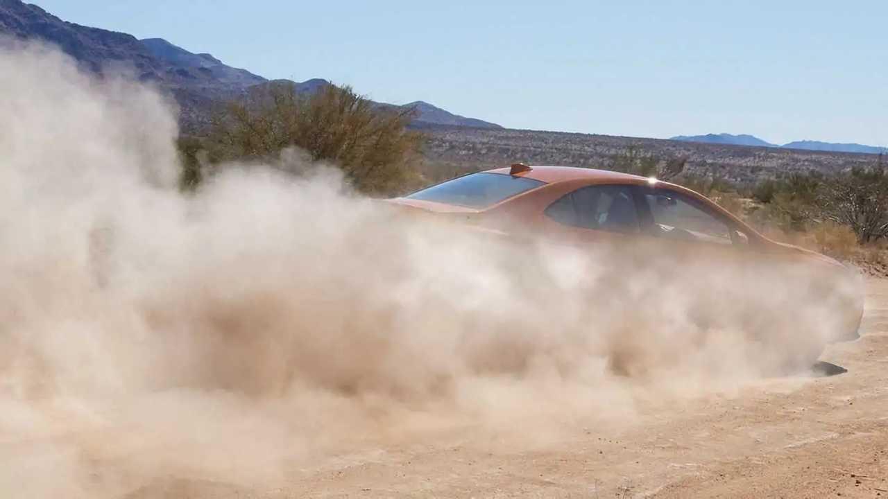Teaser photo for the 2022 Subaru WRX