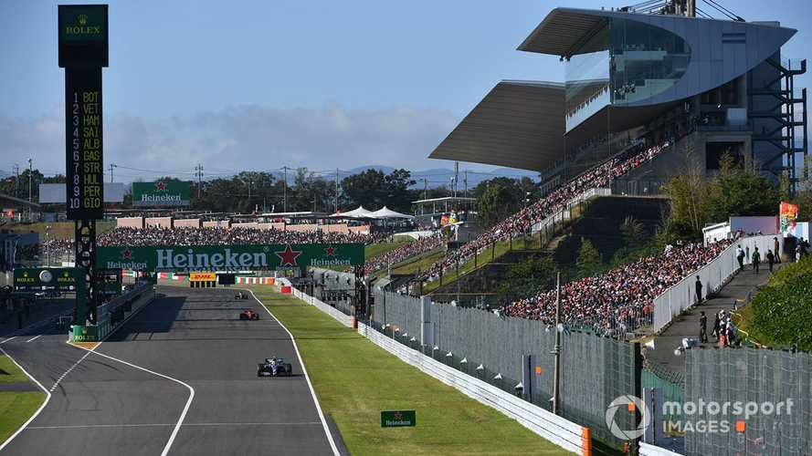 F1 confirms Japanese Grand Prix cancellation due to COVID spike