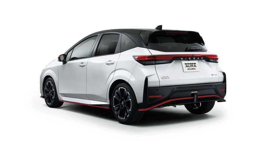 2021 Nissan Note Aura Nismo