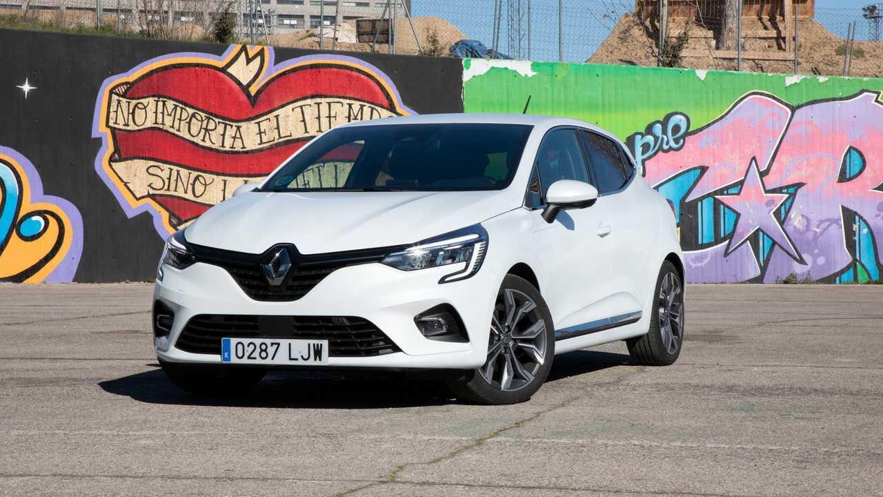 Prueba Renault Clio E-TECH Híbrido 2021