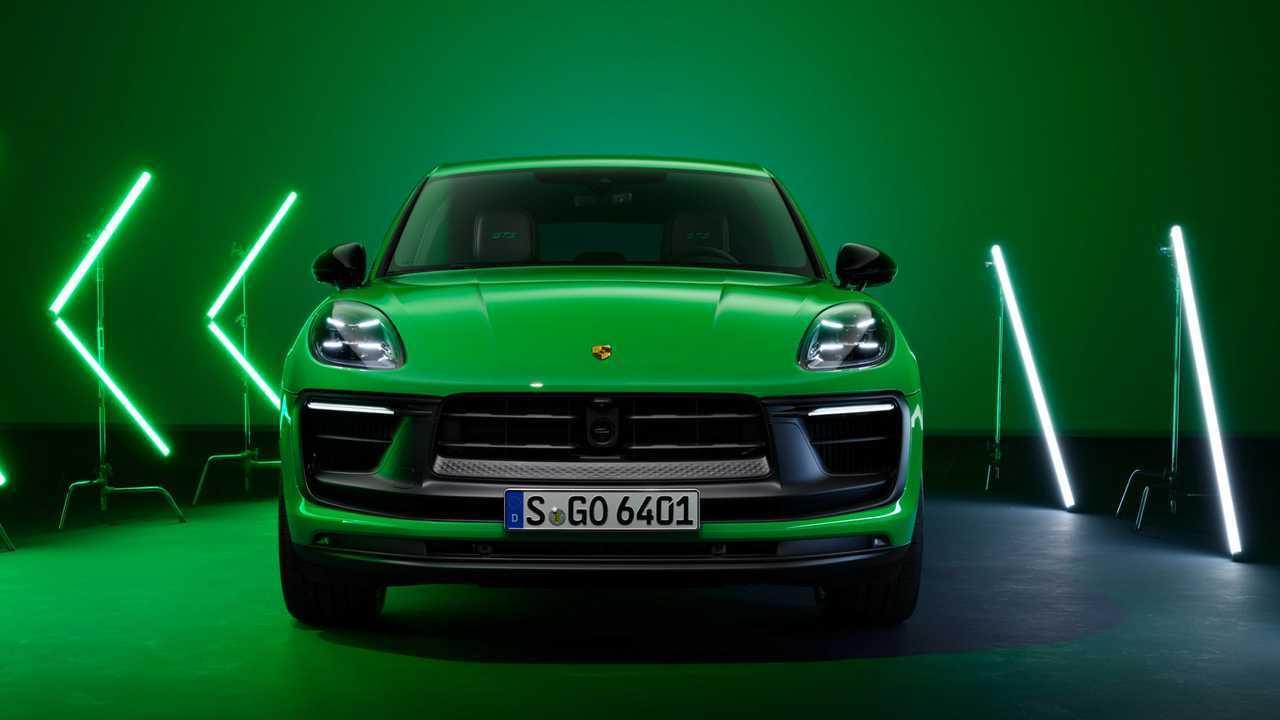 3 версии Porsche Macan стали мощнее после обновления