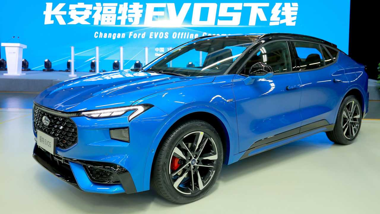 Ford Evos - China