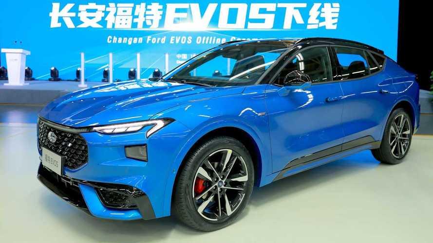 Ford Evos: crossover sucessor do Fusion começa a ser produzido