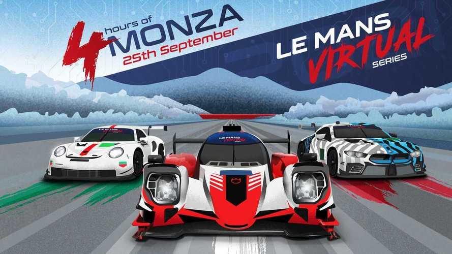 I concorrenti della Le Mans Virtual Series pronti per il primo round al Tempio della Velocità in Italia