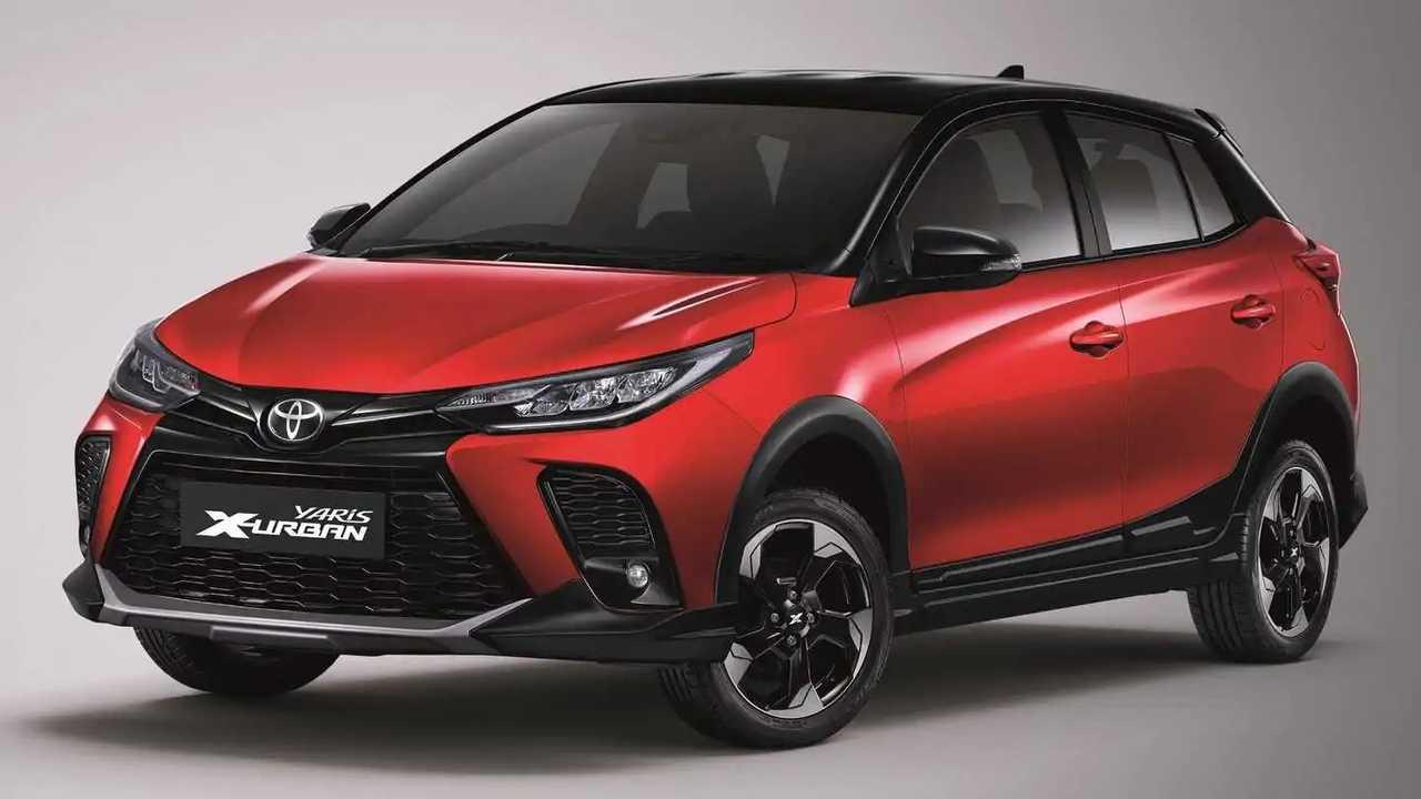 Toyota Yaris 2022 - Tailândia