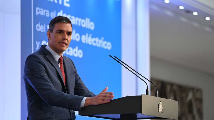 El Gobierno destinará 4.300 millones al sector del coche eléctrico