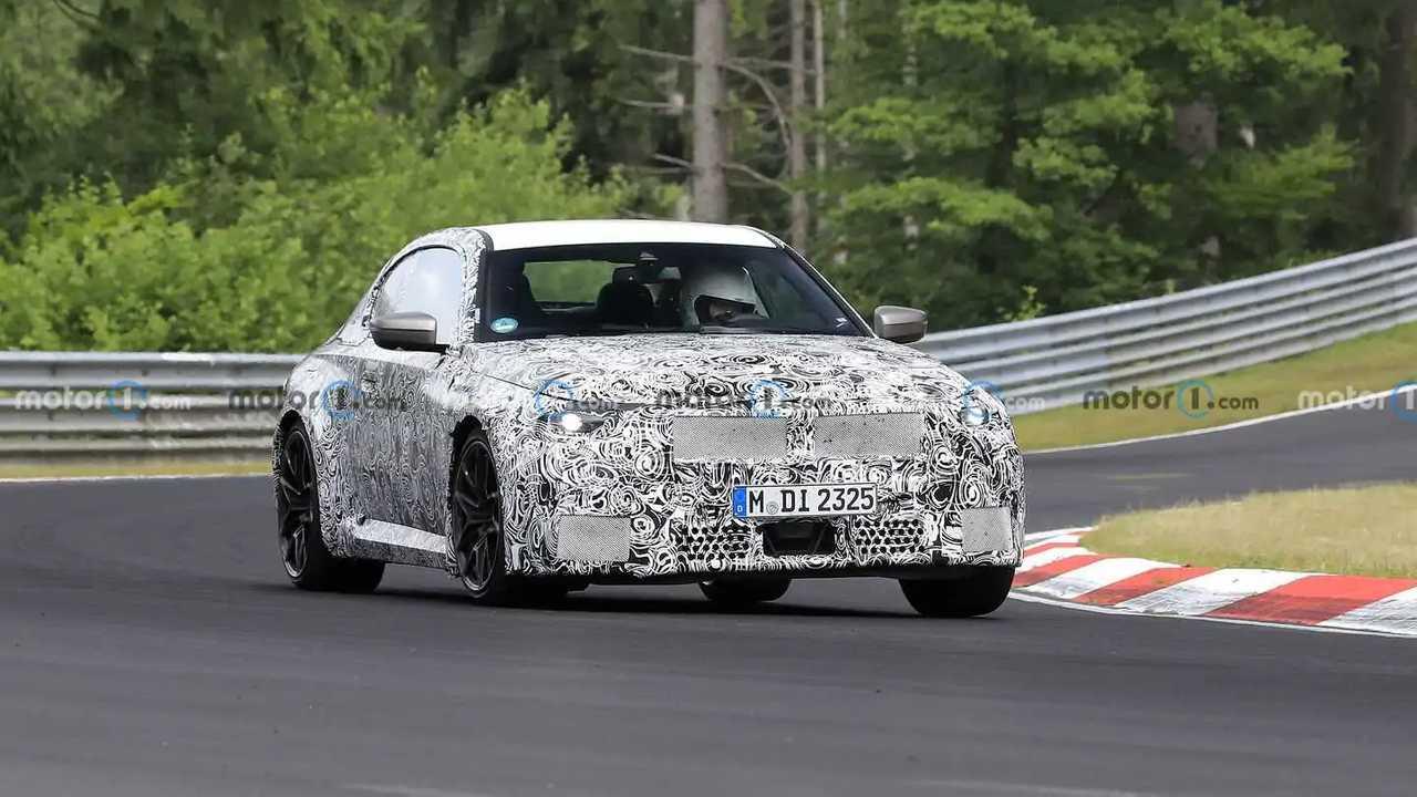 Photo espion BMW M2 2023