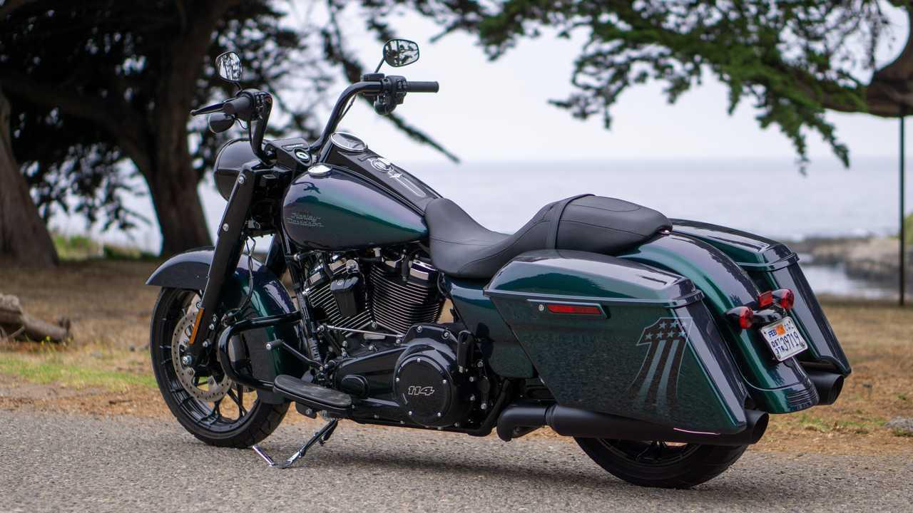 2021 Harley-Davidson Road King Special - Cockpit