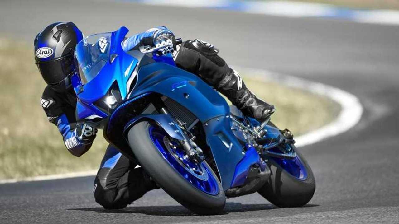 Yamaha R9 and R2 Trademark Filings