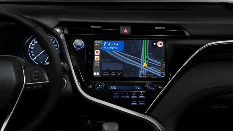 В Android Auto и Apple CarPlay появились Яндекс.Карты и Навигатор