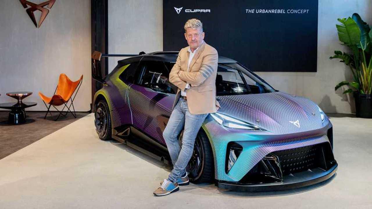 Marken-Chef Griffith: Cupra wird ab 2030 zur reinen Elektromarke