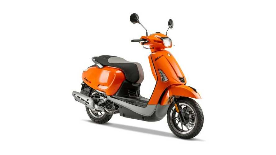 Kymco Presents Its New Like 150 S Scooter To Australia