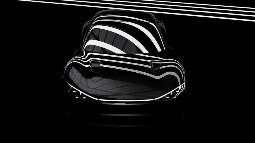 Mercedes teasert Vision EQXX an und erklärt neue EA-Plattformen