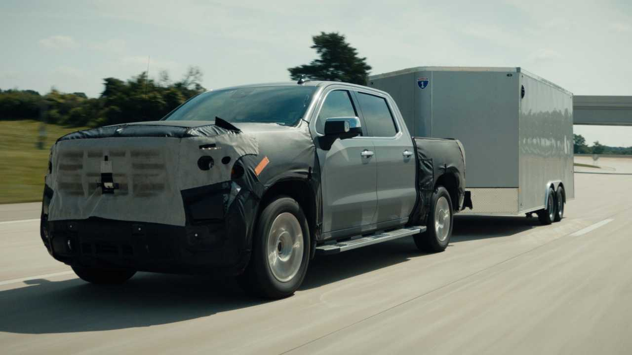 GM Super Cruise While Towing
